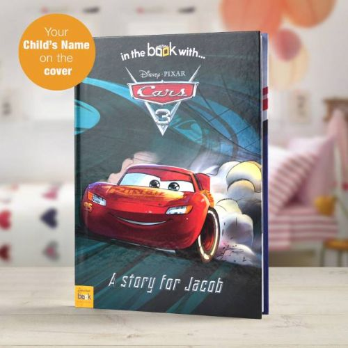 Disney Cars 3 Story Book